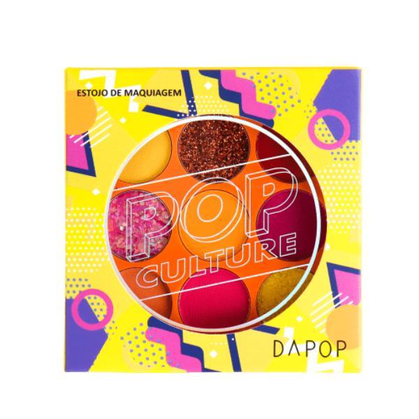 Paleta De Sombras Pop Culture Dapop Cor 05