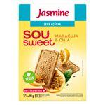 Biscoito de Maracujá e Chia Jasmine Sou Sweet 90g