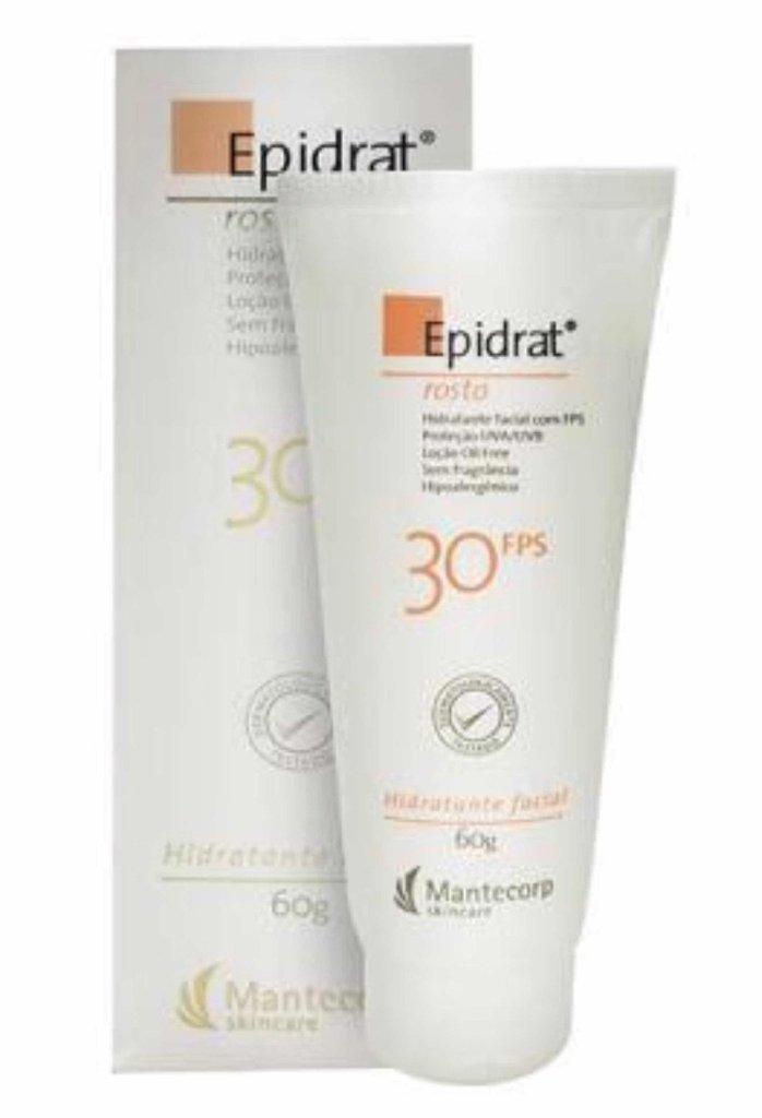 Kit Com 02 - Epidrat Rosto Mantecorp Fps 30 - Hidratante 60G