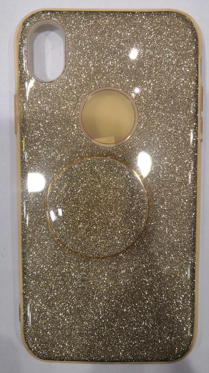 Capa Capinha Iphone Xr Glitter Brilhante Diversas Cores