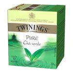 Chá Verde Twinings Caixa com 10 Sachês 20g