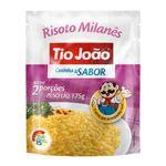 Risoto Carnaroli Milanês Tio João Cozinha & Sabor 175g