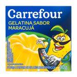 Gelatina Sabor Maracujá Carrefour 30g
