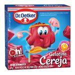 Gelatina Sabor Cereja Dr. Oetker 20g