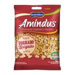Amendoim Salgado sem Pele Santa Helena Amíndus 200g