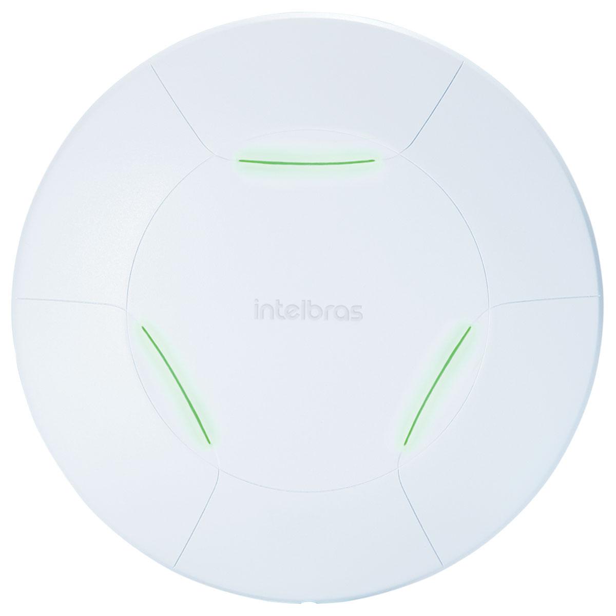 Roteador Access Point Wi-Fi De Teto Gerenciável 2.4Ghz 300Mbps Check In Via Facebook Ap310 4750008