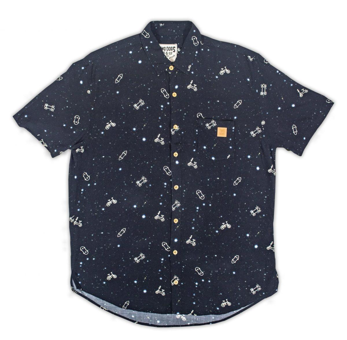 Camisa Universo Two Dogs - G
