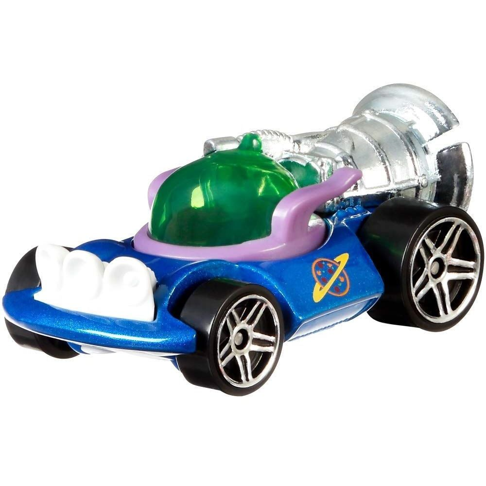 Carrinho Hot Wheels Alien Toy Story