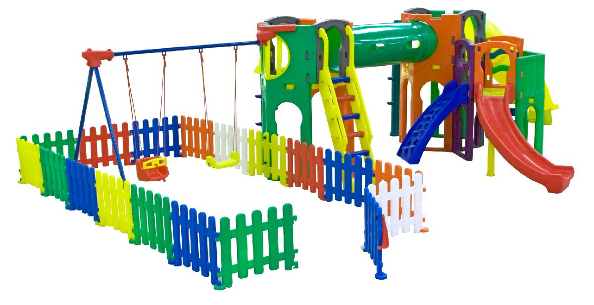 Playground Magnum Sem Cerquinhas