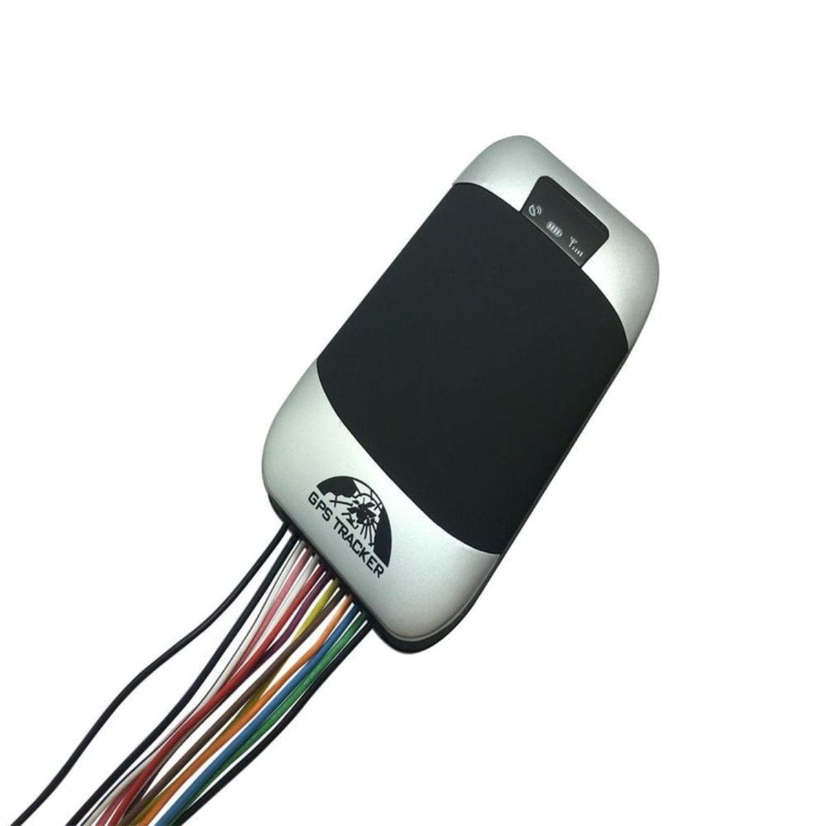 Rastreador Gps/Bloqueador/Alarme Moto Carro Caminhão Via Gsm
