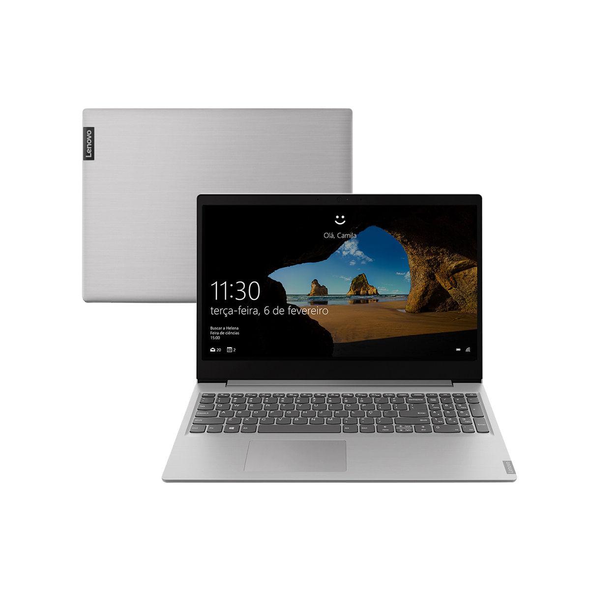 Notebook Lenovo Ideapad S145 AMD Ryzen 5 12GB 1TB W10 15,6