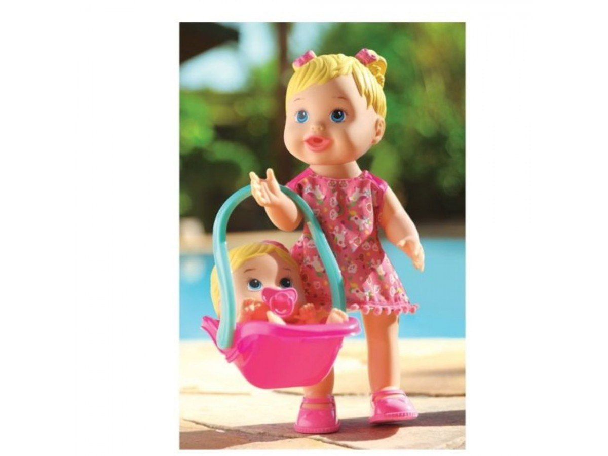 Little Dolls Playground Triciclo - Diver Toys