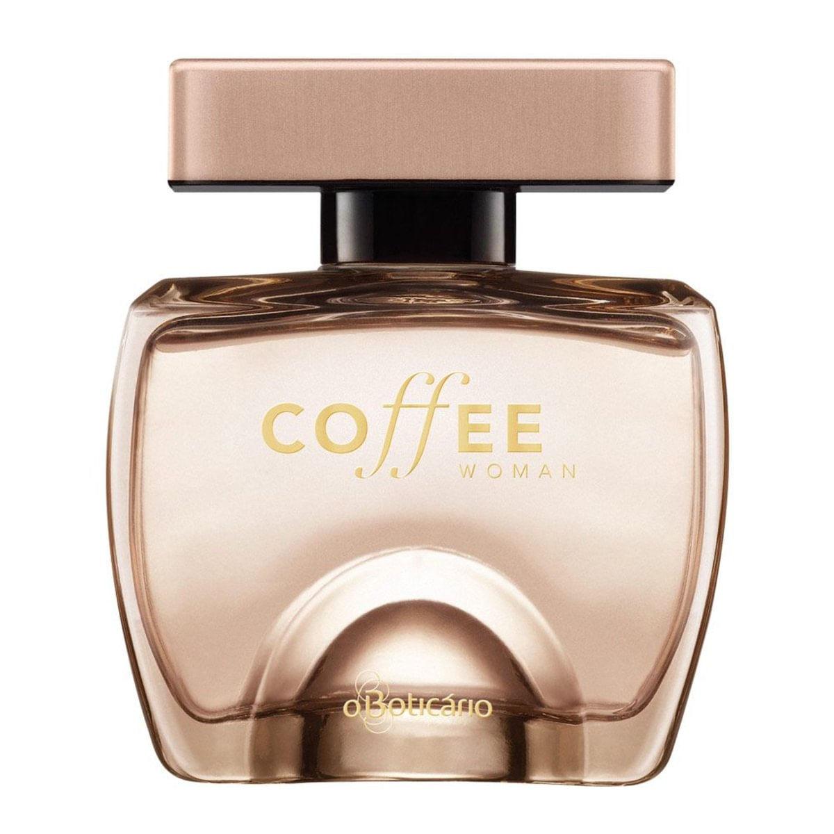 O Boticário Coffee Woman Deo Colônia 100Ml